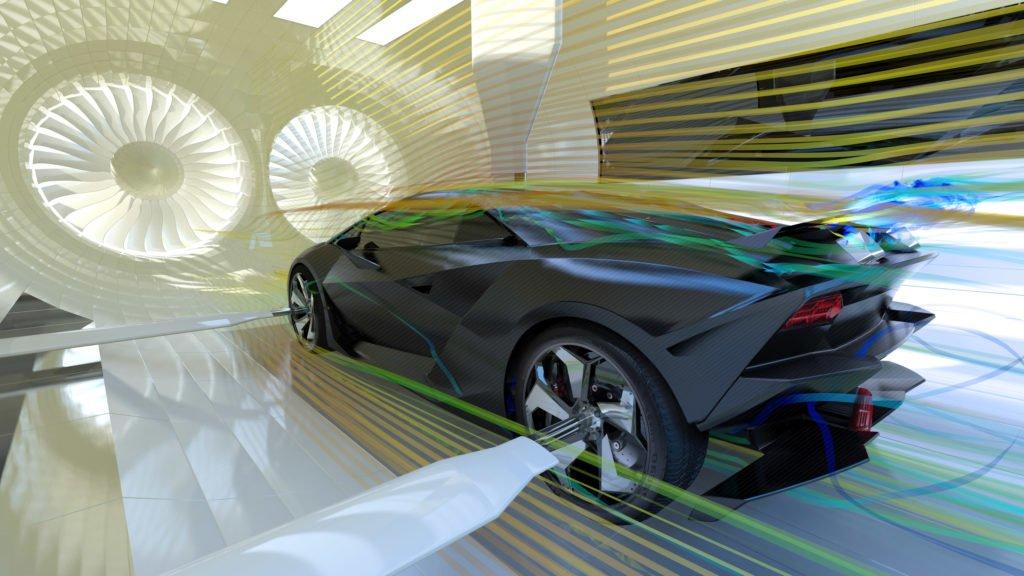 Lamborghini Sesto Elemento Actiflow